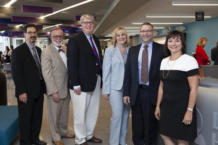 """""""The Experience"""" - LVHN and Pool Trust leadership"""